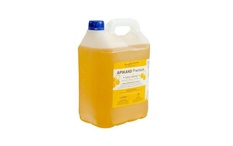Nowość na rynku pszczelarskim! Apikand – syrop do podkarmiania pszczół